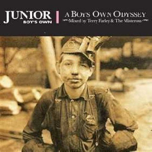 A Boy'S Own Odyssey de JUNIOR BOY'S OWN