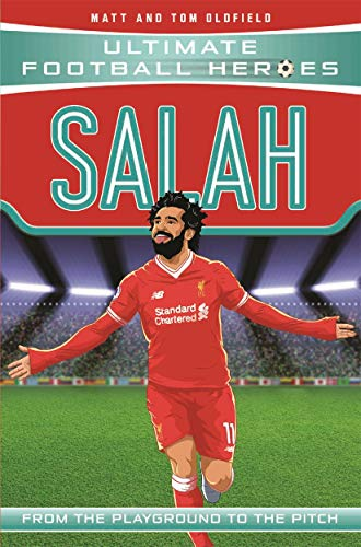 Salah - Collect Them All! (Ultimate Football Heroes) de John Blake Publishing