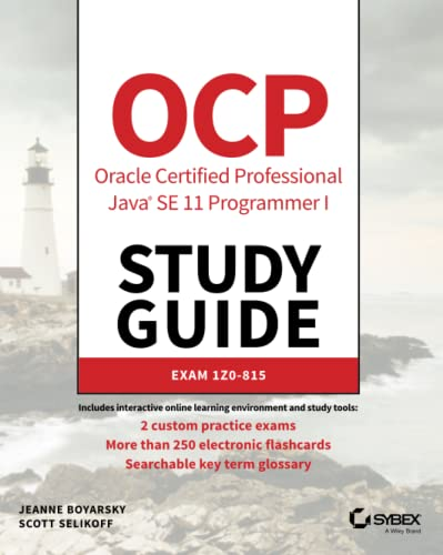 Boyarsky, J: OCP Oracle Certified Professional Java SE 11 Pr de John Wiley & Sons Inc
