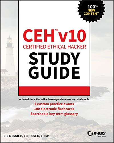 Messier, R: CEH v10 Certified Ethical Hacker Study Guide de John Wiley & Sons Inc