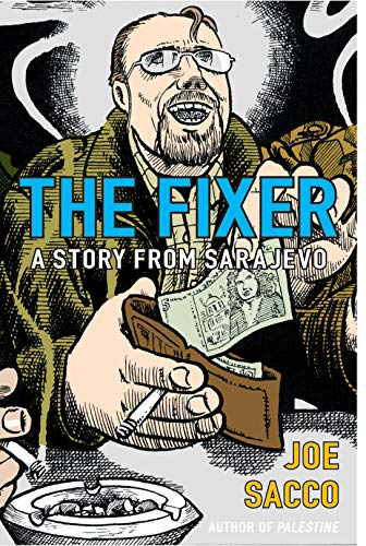 The Fixer: A Story from Sarajevo de Jonathan Cape