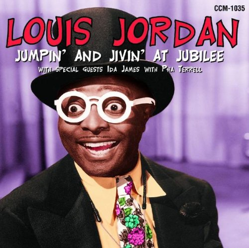 Jumpin' and Jivin' at Jubilee de Jordan, Louis