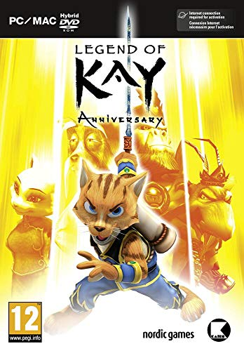 Legend Of Kay Anniversary HD [Importación Francesa] de Just For Games