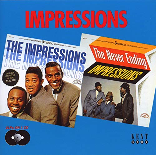 The Impressions/the Never Ending Impressions de KENT
