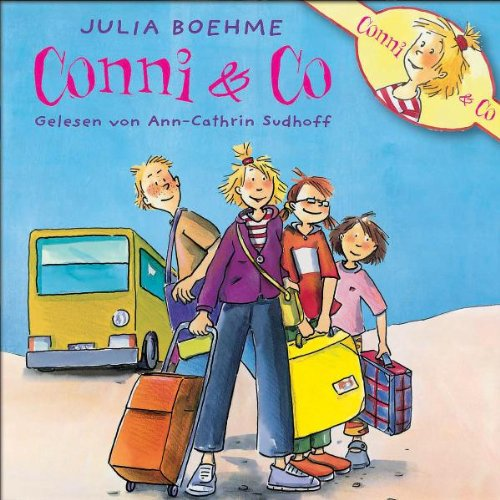 Julia Böhme: Conni & Co de Karussell (Universal Music)