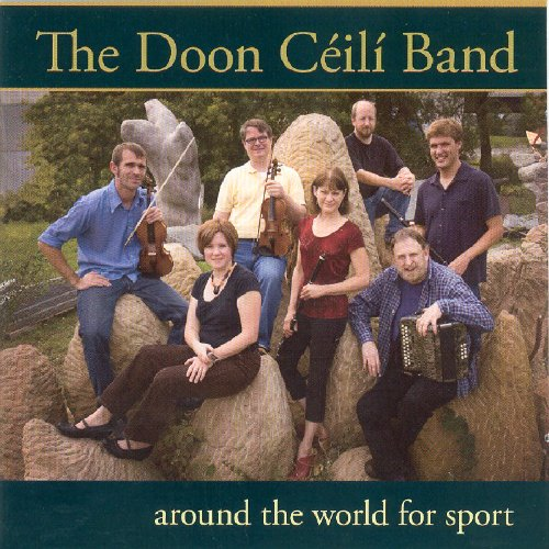 Around the World for Sport - The Doon Ceili Band SHCD 23001 de Keltia
