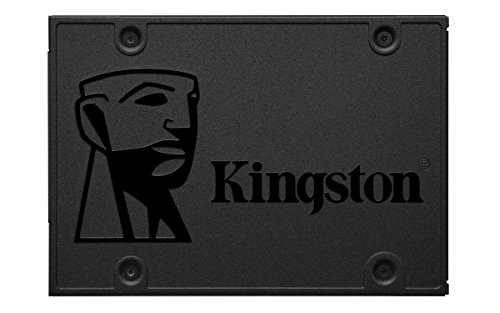 "Kingston SSD A400 - Disco duro sólido, 2.5"", SATA 3, 240 GB de Kingston"