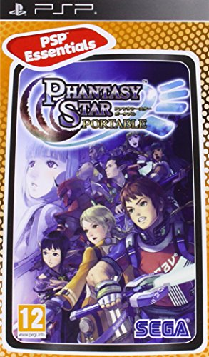 Phantasy Star: Universe Portable Essentials de Koch Media