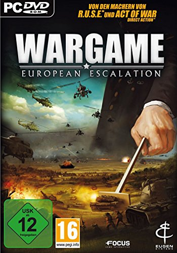 Wargame: European Escalation (Pc) (Hammerpreis) [Importación Alemana] de Koch Media Gmbh