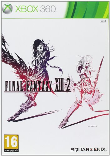 Final Fantasy XIII-2 UK [UK] [Importación Alemana] de Koch