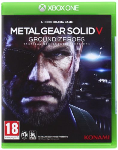 Metal Gear Solid V: Ground Zeroes de Konami