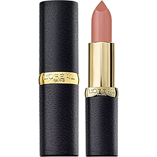 L'Oréal Paris Color Riche Mate Pintalabios mate nude 633 Moka Chic de L'Oreal Paris Make-up Designer
