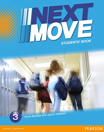 Next Move Spain 3 Students' Book/Students Learning Area/Blink Pack de PEARSON LONGMAN