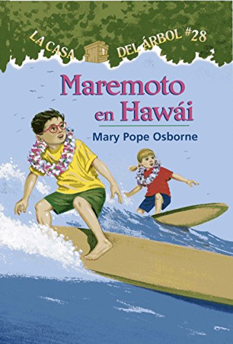 Maremoto En Hawi: La Casa del Arbol # 28 (La Casa Del Arbol / Magic Tree House) de LECTORUM PUBN INC
