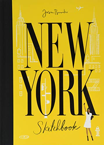 New York Sketchbook de Laurence King Publishing