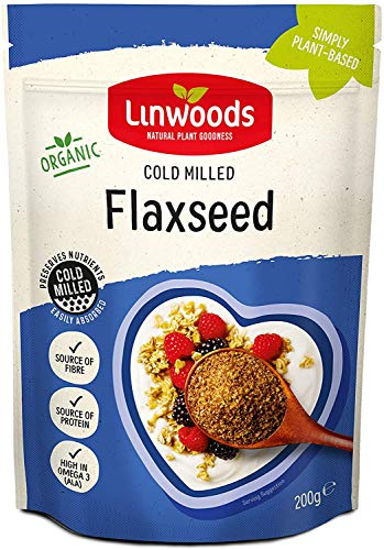 Linwoods Milled Organic Flaxseed 200 g de Linwoods