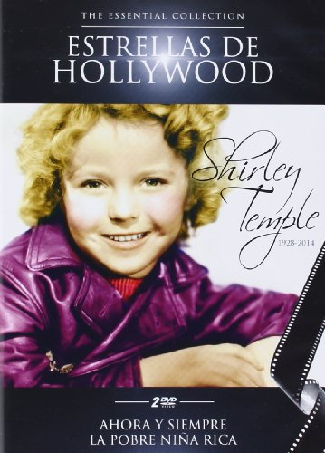 Shirley Temple - Estrellas De Hollywood [DVD] de Llamentol S.L.