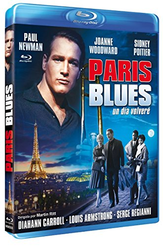 Paris Blues [Blu-ray] de Llamentol S.L.