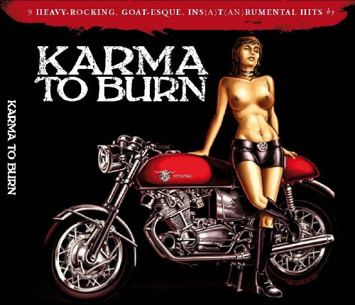 karma to burn de MAYBERECORDS