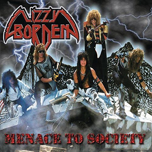 Menace To Society de METAL BLADE