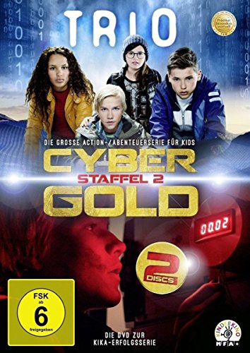 Trio - Cybergold - Staffel 2 [2 DVDs] [Alemania] de AL!VE AG