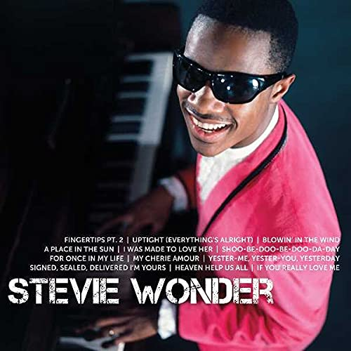 Stevie Wonder Icon de MOTOWN