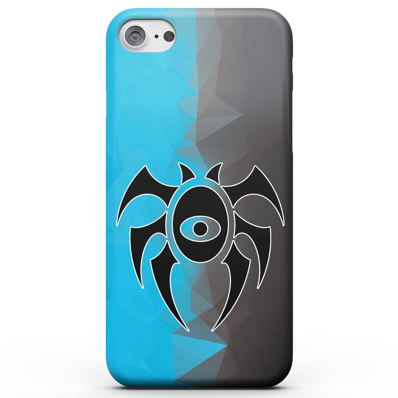Funda Móvil Magic The Gathering Dimir para iPhone y Android - iPhone X - Carcasa rígida - Mate de Magic The Gathering