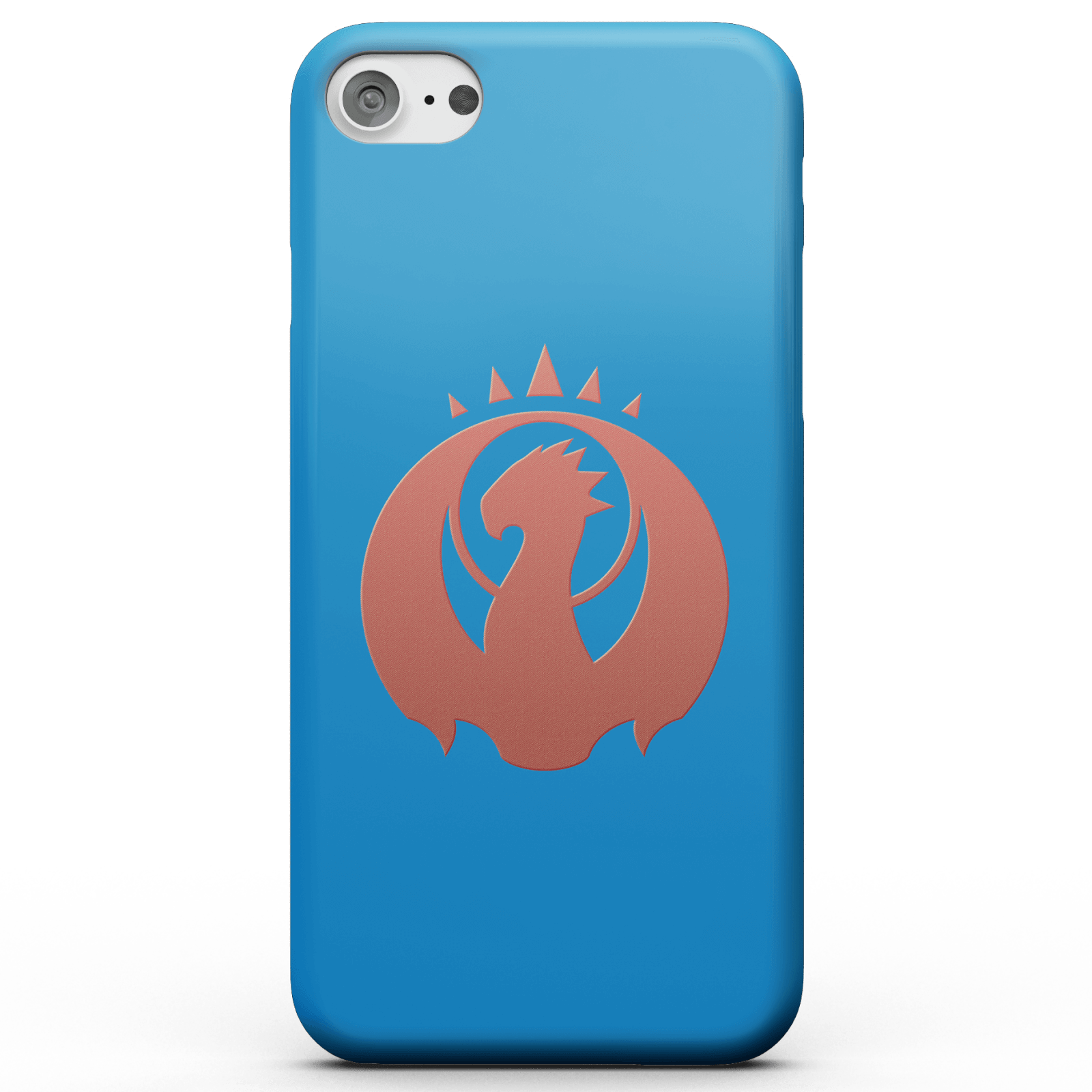 Funda Móvil Magic The Gathering Izzet para iPhone y Android - Samsung S7 - Carcasa rígida - Mate de Magic The Gathering