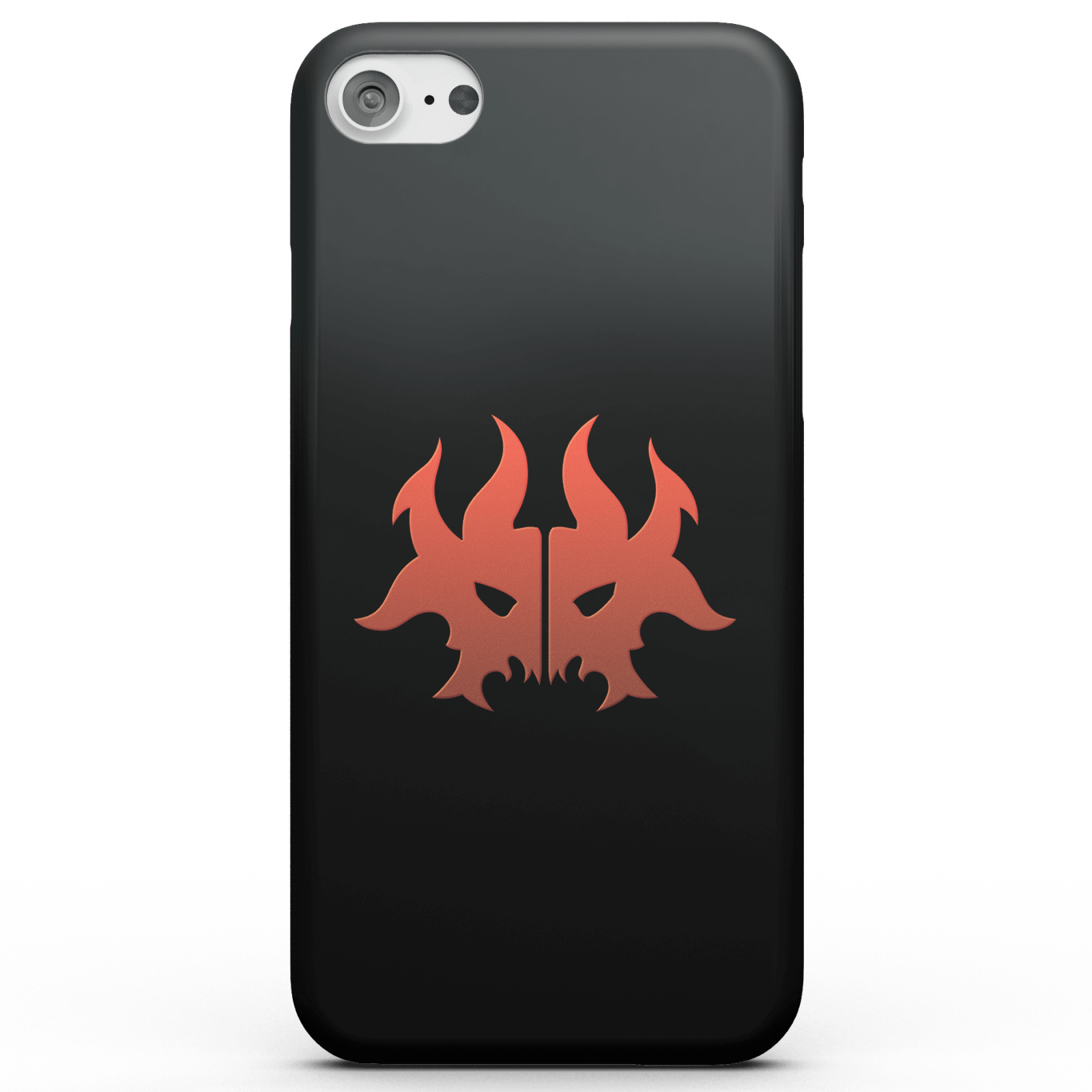 Funda Móvil Magic The Gathering Rakdos para iPhone y Android - Samsung S7 Edge - Carcasa rígida - Brillante de Magic The Gathering