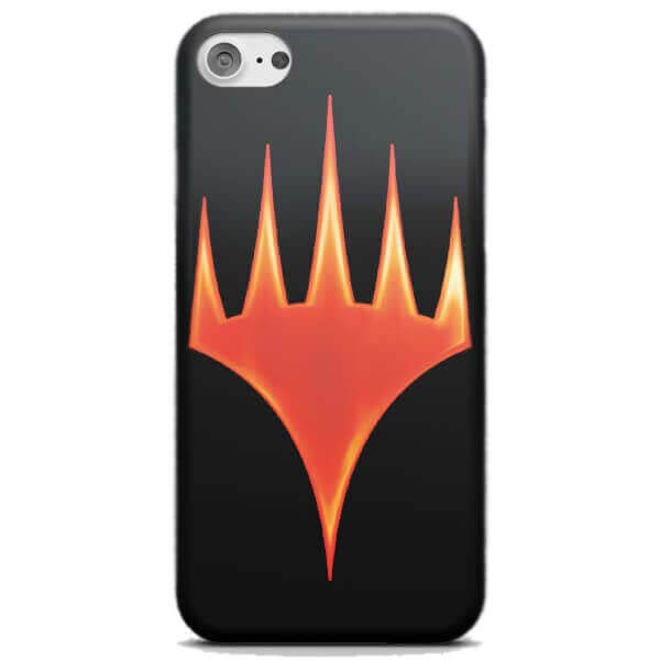 Funda móvil Magic The Gathering Logo para iPhone y Android - Samsung S8 - Carcasa doble capa - Brillante de Magic The Gathering
