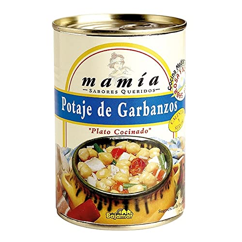 Potaje De Garbanzos L Mamia 425 Ml de Mamia