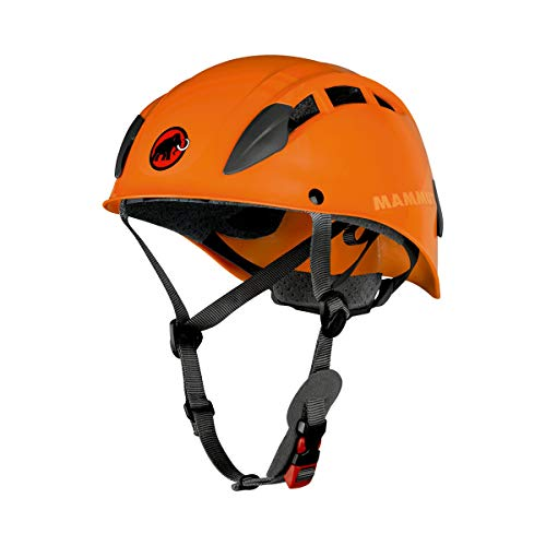 Mammut Casco Skywalker 2, Unisex Adulto, Naranja (Orange), Talla Única de Mammut