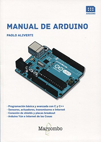 Manual de Arduino: 1 de Marcombo