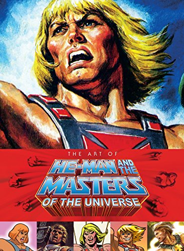 The Art Of He Man And The Masters Of The Universe de Random House LCC US