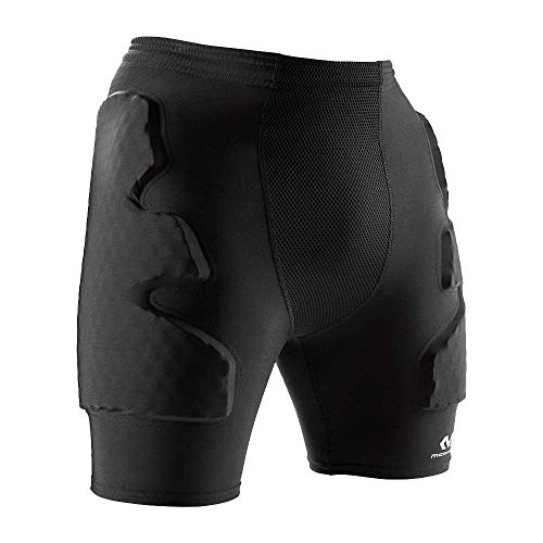 Mc David Hex Guard Short, Unisex Adulto, Negro, XL de Mc David