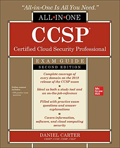 CCSP Certified Cloud Security Professional All-in-One Exam Guide, Second Edition (CERTIFICATION & CAREER - OMG) de McGraw-Hill Education
