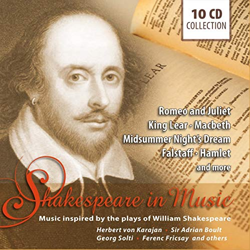 Shakespeare in Music de Membran Documents