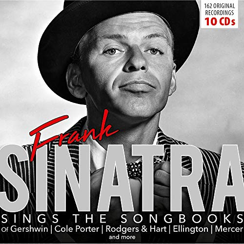 Sings The Songbooks: 162 Original Recordings (Box 10 CD Collections) de Membran