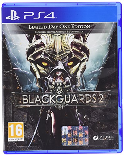 Blackguards 2 - Limited Day One Edition de Meridiem Games