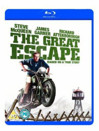 Great Escape The BD [Reino Unido] [Blu-ray] de Mgm
