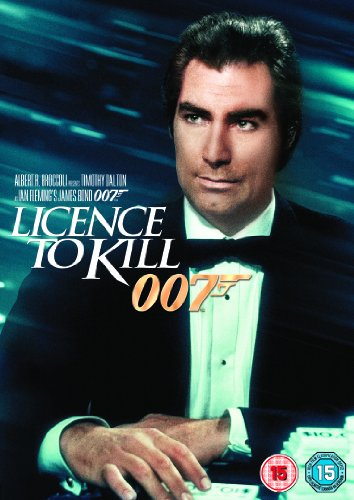 License To Kill DVD [Reino Unido] de Mgm