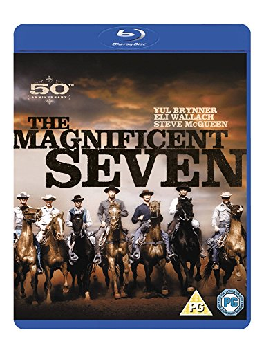 Magnificent Seven The BD [Reino Unido] [Blu-ray] de Mgm
