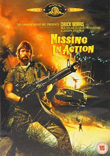 Missing in Action [Reino Unido] [DVD] de Mgm
