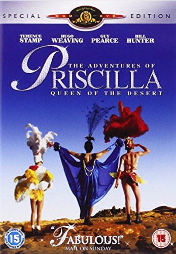 Priscilla Queen Of The Desert DVD [Reino Unido] de Mgm
