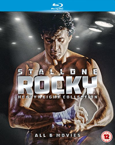 Rocky The Complete Saga (6 Titles) BD [Italia] [Blu-ray] de Mgm