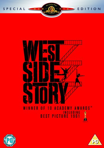 West Side Story - Se DVD [Reino Unido] de Mgm