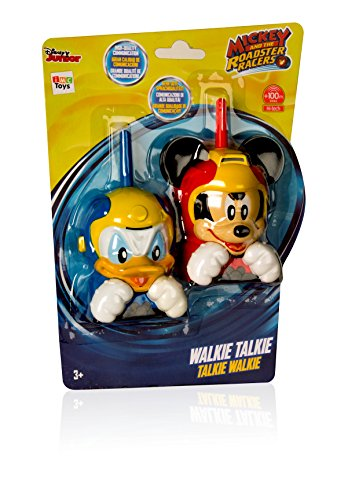 Mickey Mouse Walkie Talkie Donald (IMC Toys 182691) de Mickey Mouse
