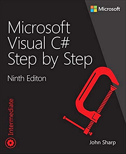 Microsoft Visual C# Step by Step (Step by Step (Microsoft)) de Microsoft Press