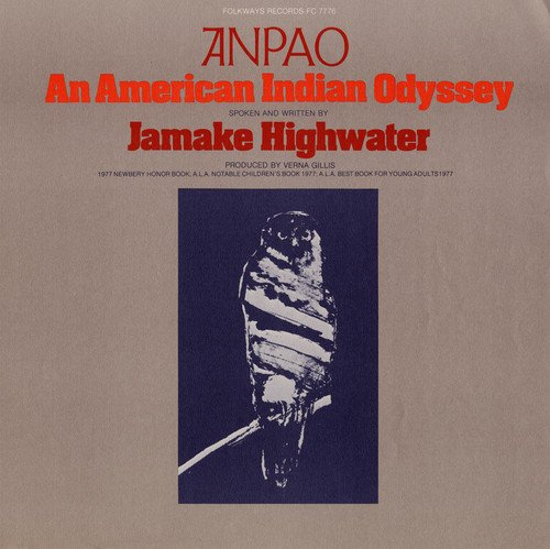 Anpao: An American Indian Odyssey de Folkways Records