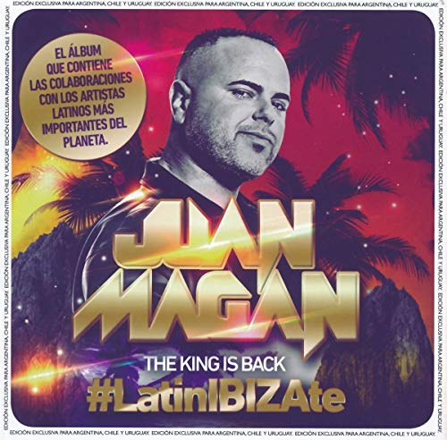 The King Is Back #LatinIBIZAte de DBN